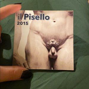 2015 Penis Calendar